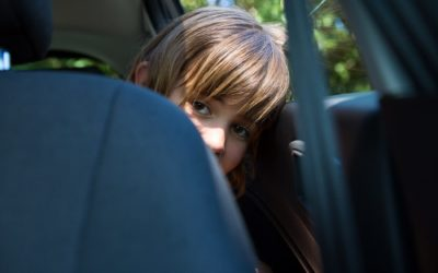 Video blog: Floortime in the car!