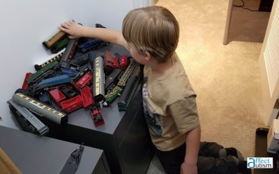The Little Scientist: Progression of cause-and-effect play