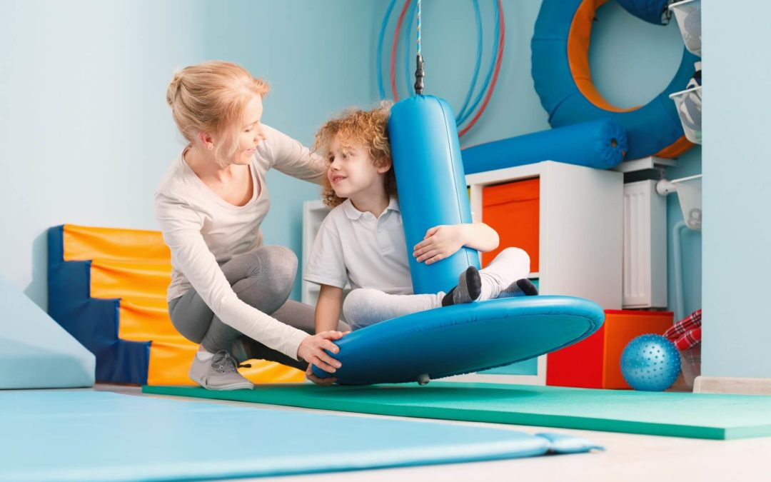 Combining DIR/Floortime and Sensory Integration