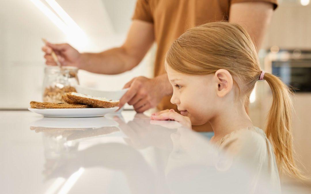 Feeding and Floortime