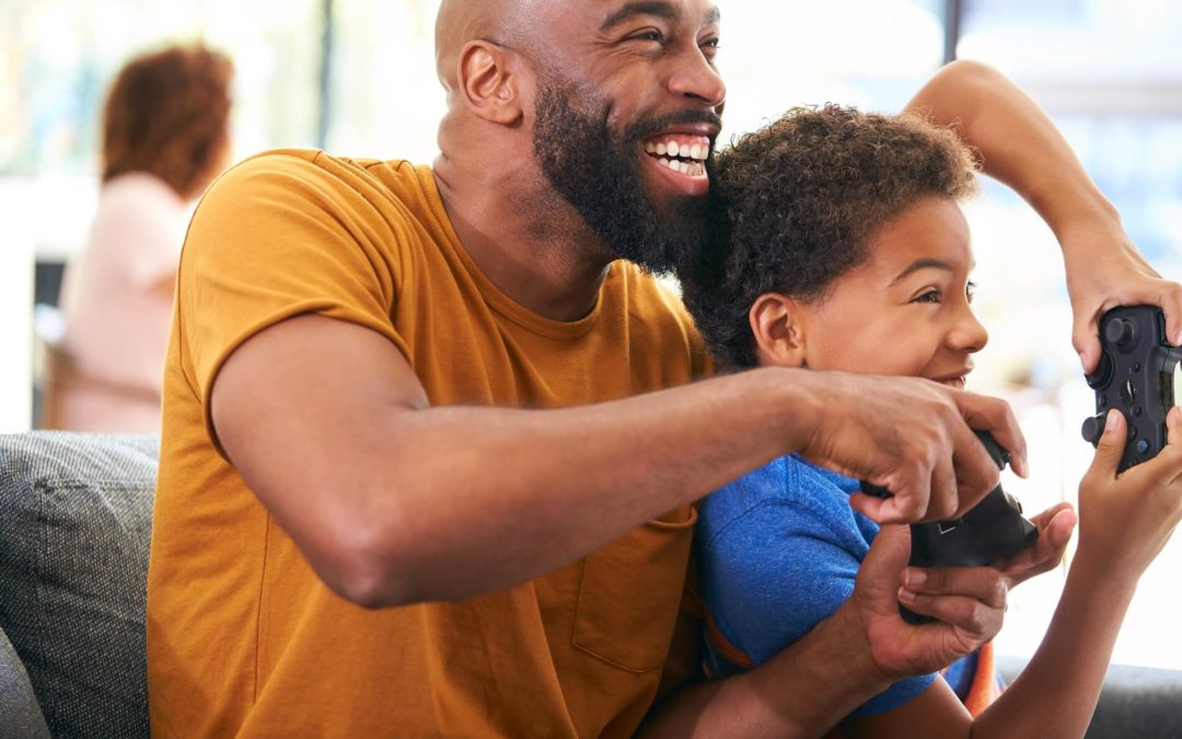Support for Fathers of Children on the Spectrum