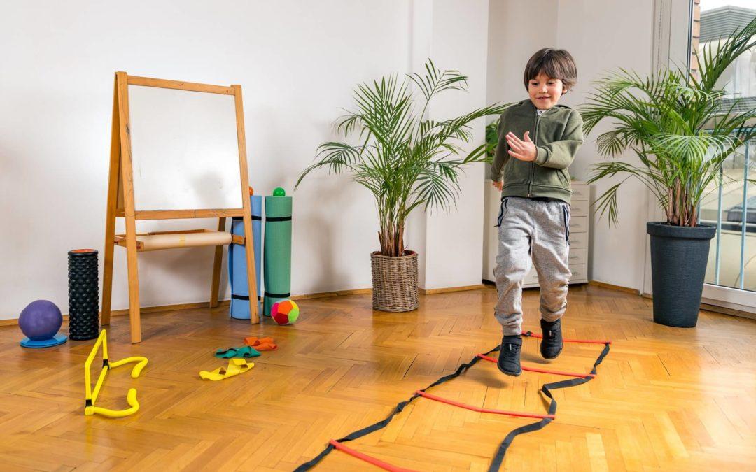 Enriching Sensory and Motor Experiences at Home
