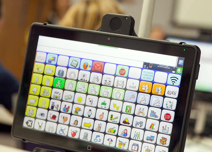 Alternative and Augmentative Communication (AAC) Devices
